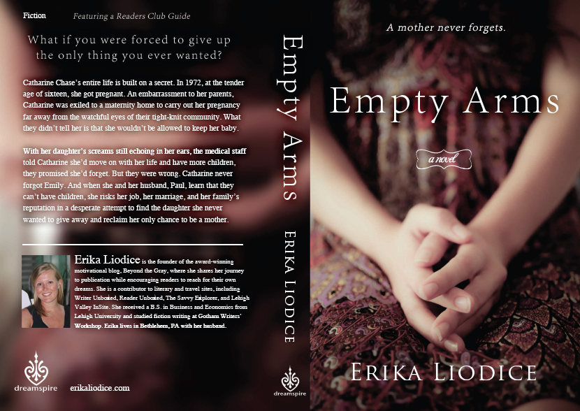 book covers how to design your own erika liodice author s website