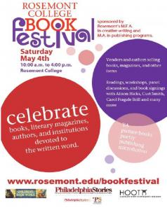 Rosemont College Book Festival