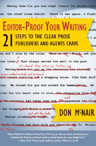 Editor-Proof Your Writing by Don McNair