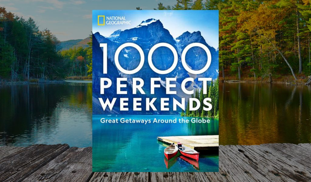 1000 Perfect Weekends book cover